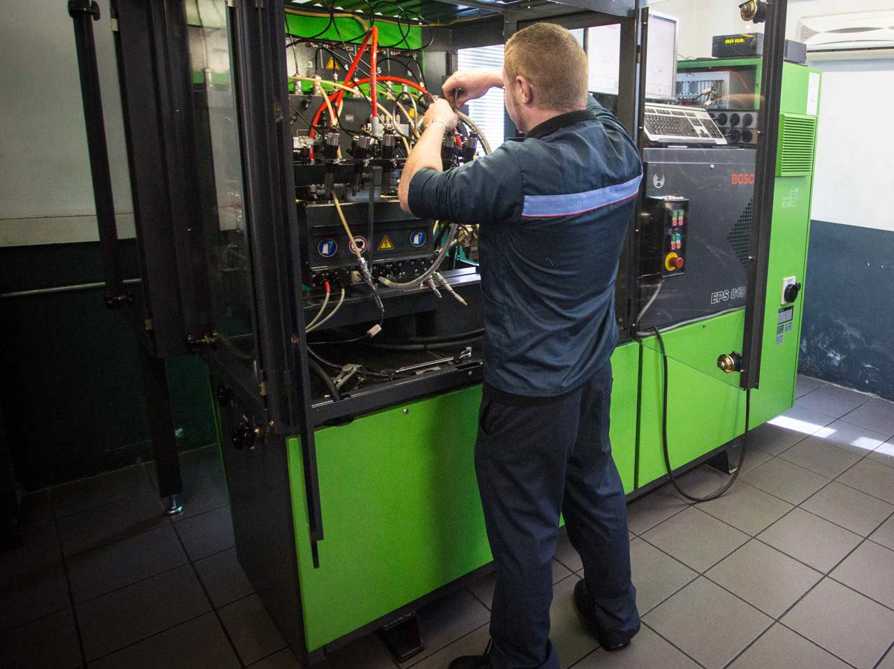 Diesel Injector Repairs & Reconditioning in Cape Town - JEG
