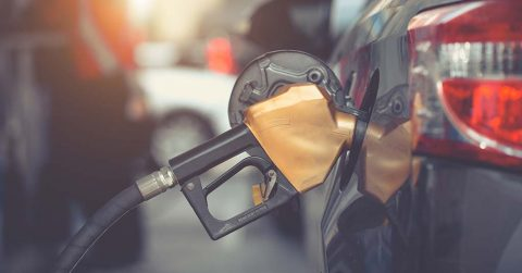 petrol in diesel engine